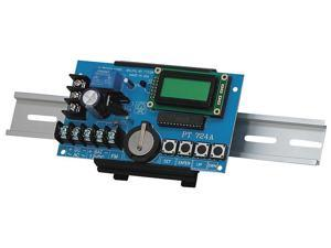 Altronix - DPT724A - Altronix DPT724A Annual Event Timer LCD Display 50 mA 24 V ac/dc 5.25 In. Length