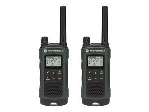 Motorola Talkabout T465 22 Channels 35 Mile Range Weatherproof NOAA 2-Way Radios