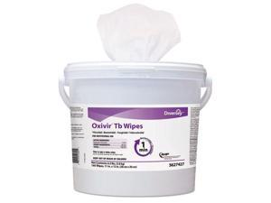 SC Johnson - DRK 5388471 - Oxivir TB Disinfectant Wipes, 6 x 7, White, 60/Canister, 12 Canisters/Carton