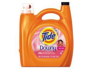 Procter & Gamble - PGC 87456 - Touch of Downy Liquid Laundry Detergent, April Fresh, 138 oz Bottle, 4/Carton