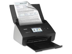 Brother ADS-2800W Duplex 1200 x 1200 DPI Wireless/USB Color Document Scanner