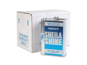 Sheila Shine - 4 - Stainless Steel Cleaner & Polish, 1gal Can
