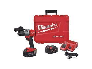 "Milwaukee M18 Fuel 1/2"" Drill Driver Kit"