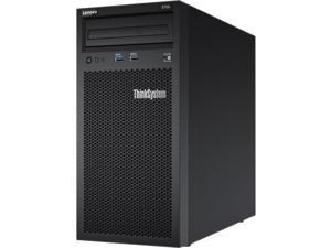 Lenovo ThinkSystem ST50 7Y49A01CNA 4U Tower Server E-2144G 8GB Installed TruDDR4