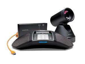 Konftel - 854401059 - Konftel C50300 Hybrid - 1920 x 1080 Video (Content) - Full HD - 60 fps - 1 x HDMI Out - USB - Wall