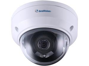 4MP H.265 LOW LUX WDR Mini Fixed Rugged IP Dome, GeoVision, Inc