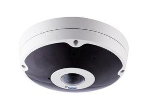 GeoVision - 125-FER5701-000 - GeoVision GV-FER5701 5 Megapixel Network Camera - Dome - 98.43 ft Night Vision - H.265,
