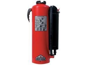 Kidde Fire Safety / Carrier - 466534B - Badger Brigade 30 lb Purple K Fire Extinguisher