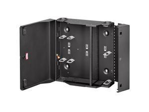 Leviton - 5WMNT-1C - Leviton 5WMNT-1C Mini SDX Wall-Mount Fiber Enclosure, Empty, No Lock