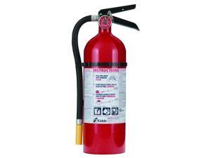 Kidde Fire Safety / Carrier - 46611201K - Kidde Pro Line 5 lb ABC Fire Extinguisher w/ Metal Vehicle Bracket