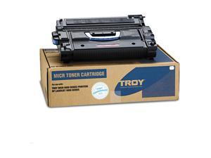 Troy 02-81081-001 High Yield MICR Secure Toner Cartridge (Alternative for HP 43X/C8543X) - Black
