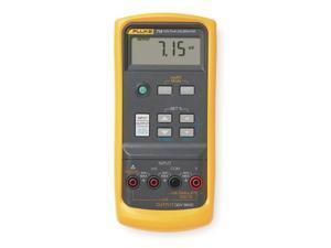 Fluke - FLUKE-715 - FLUKE 715 - Calibrator, 0 to 10, 0 to 100 mV, 0 to 24 mA, Current, Voltage, 187 mm, 87 mm, 32 mm,