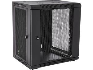 V7 12U Rack Wall Mount Vented Enclosure