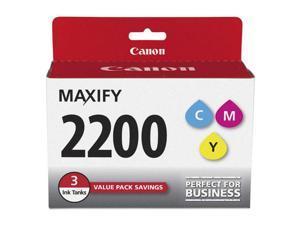 PGI-2200 3 CLR MULTI PACK FOR