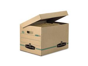 Bankers Box File,Recy Ltr/Lgl,Ctn12 12772