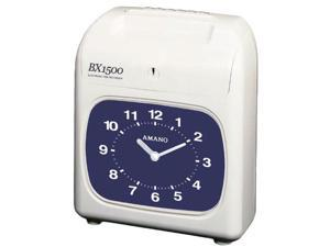 Amano BX-1500/2828 Time Clock