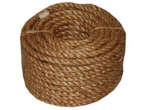 T.W Evans Cordage 07-085 8 Poly Cotton Twine 12000-Feet T.W Evans Cordage Co.
