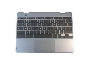 Samsung Chromebook Plus XE521QAB Laptop Palmrest w/ Keyboard & Touchpad