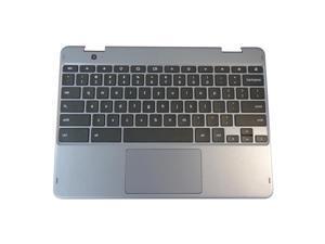 Samsung Chromebook Plus XE525QBB Palmrest w/ Keyboard & Touchpad