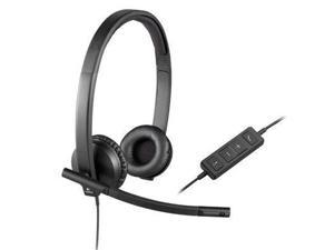 Logitech Usb Headset H570e Stereo - 981-000574