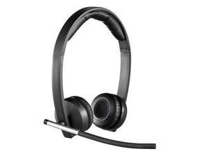 Logitech Wireless Headset Dual H820e - 981-000516