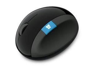 Microsoft Sculpt Ergonomic Mouse Black Forbus (5LV-00001)