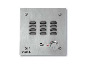Stainless Steel Handsfree IP Phone - VK-E-30-IP