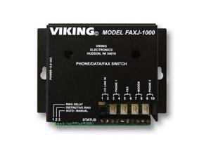 FaxJack Phone/Fax Switch - VK-FAXJ-1000