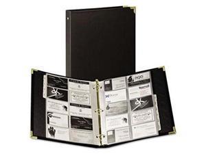UNV10600 Universal Push-Button Business Card File