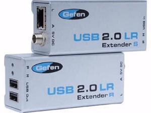 USB 2.0 EXTENDER - EXT-USB2.0-LR
