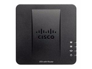 Cisco Ata With Router - SPA122