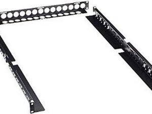 Black Box URK1U Universal Rail Kit, 1U