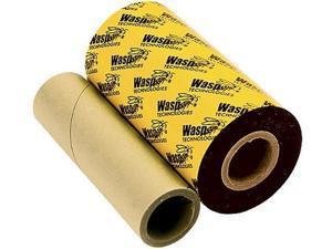 Wasp Technologies Print Ribbon - Black - W300 Barcode Printer - 633808411046