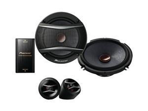 "Pioneer(R) TS-A1606C A-Series 6.5"" 350-Watt Component Speaker System"