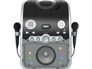 NAXA NKM-100 Wireless Bluetooth(R) Karaoke System