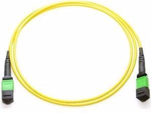 5m Axiom Memory Solution,lc Axiom Mpo Male to Mpo Male Multimode Om4 50//125 Fiber Optic Cable