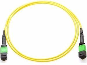 Axiom Memory Solution,lc Axiom Mpo Female to Mpo Female Multimode Om3 50//125 Fiber Optic Cable 9