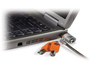 Microsaver Notebook Lock Bundled With K64995ww Security Slot Adapter