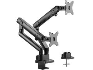 """VIVO Premium Aluminum Full Motion Dual Monitor Arm Desk Mount Stand 