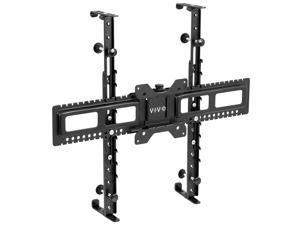 "VIVO Universal Adapter VESA Bracket Mount Kit for 20"" to 32"" Monitor & TV Screens, Fits 100x100mm Mounts (MOUNT-UVM01)"