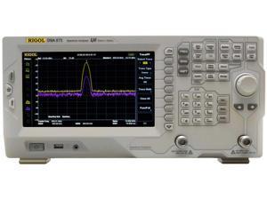 Rigol DSA875-TG - Bandwidth Range Max: 7.5 Ghz, Bandwith Range Min: 9 kHz