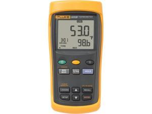 Fluke 53-2 B 60HZ Single Input Thermometer with USB Recording