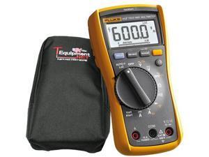 Fluke 117-KIT Handheld Multimeter - Type: Digital, Style: Hand-Held, Measures AC V: Yes