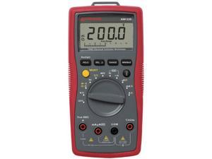 AMPROBE AM-530 Digital Multimeter, 600 Max. AC Volts, 600 Max. DC Volts, 10