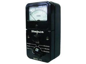 Simpson  Megohmmeters / IR Testers 372-3