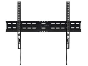 Mount-It! Fixed TV Wall Mount Bracket 37 38 42 50 55 58 60 65 70 Inch TVs
