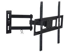 Mount-It! Articulating TV Wall Mount Arm | Fits 37-70 Inch TVs | 17 Inch Extension from Wall