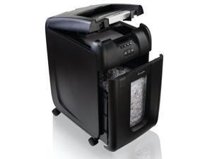 Swingline / ACCO - 1758576F - Stack-and-Shred 300M Auto Feed Micro-Cut Shredder, 300 Sheet Capacity