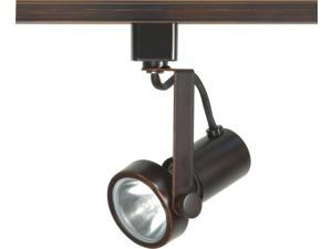Nuvo TH347 Russet Bronze 1 Light - PAR20 Gimbal Ring Track Head