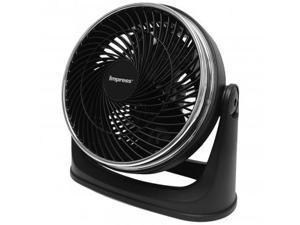 Impress IM-718TC 9 in. Ultra Velocity Fan, Black